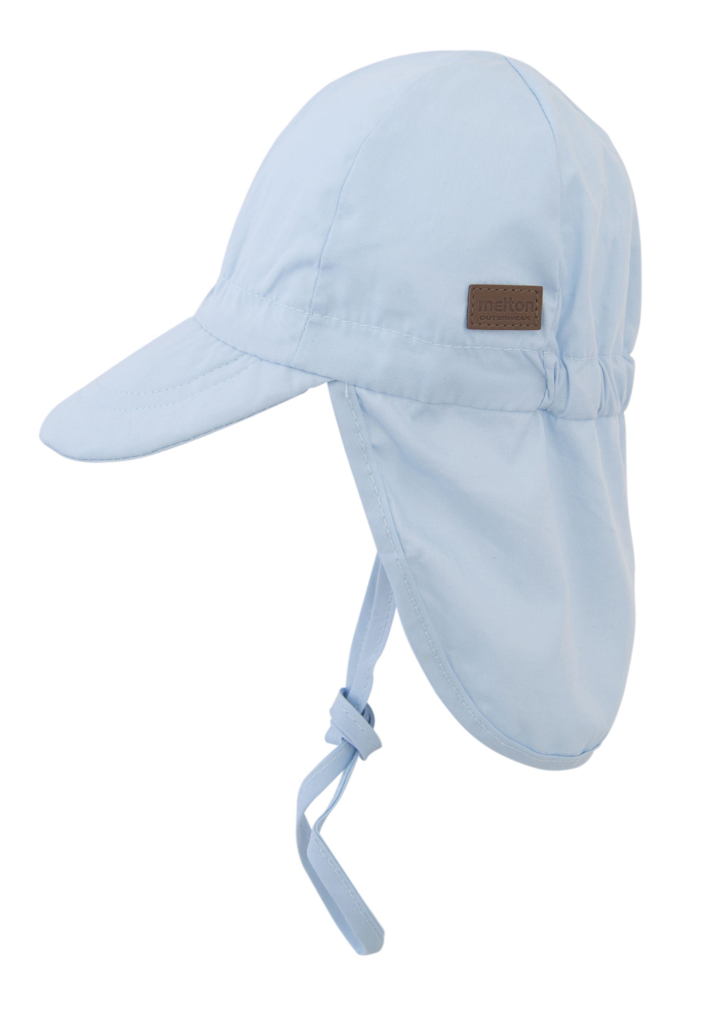 Image of   Legionærhat fra Melton UV30+ - Cap - Dusty Baby Blue