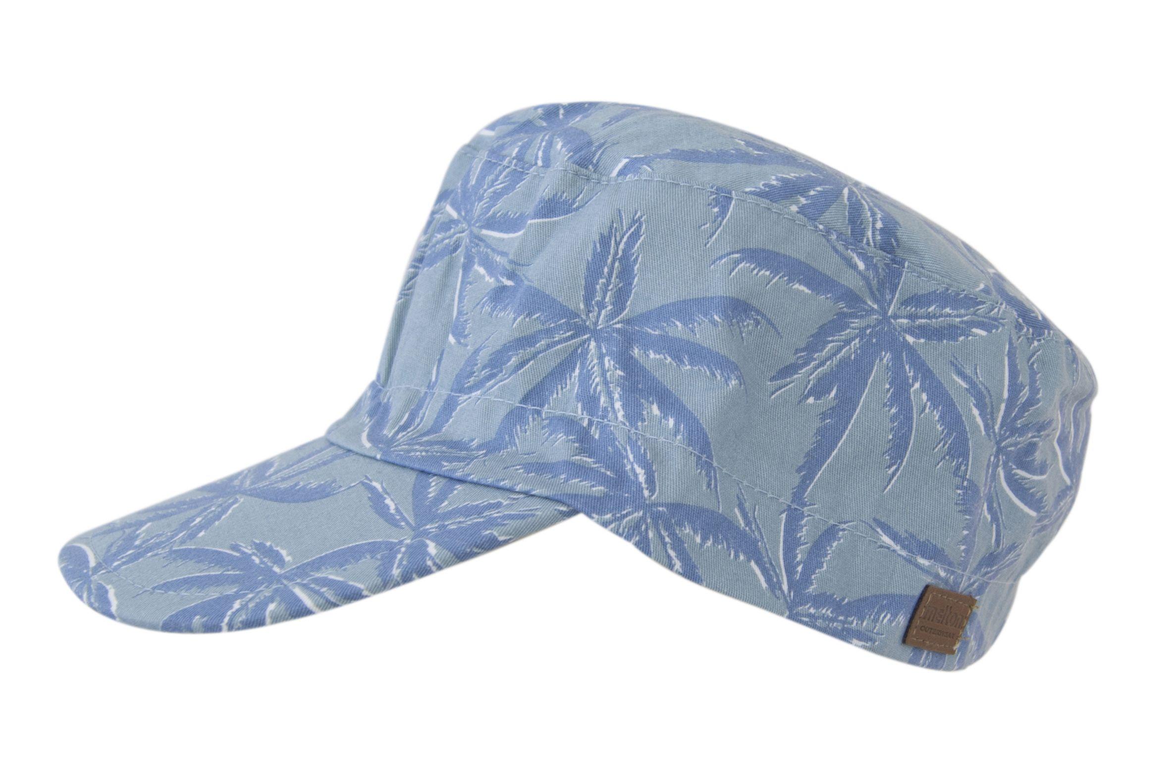 Image of Sun Cap fra Melton - Kasket - Blue Hawaii (510010-223)