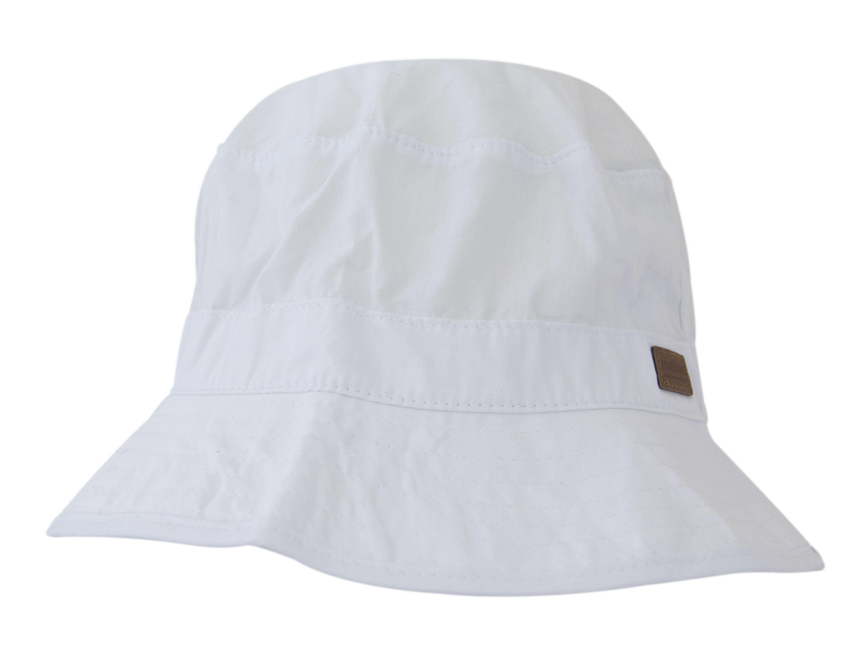 Bøllehat fra Melton (UV30+) - Hvid thumbnail