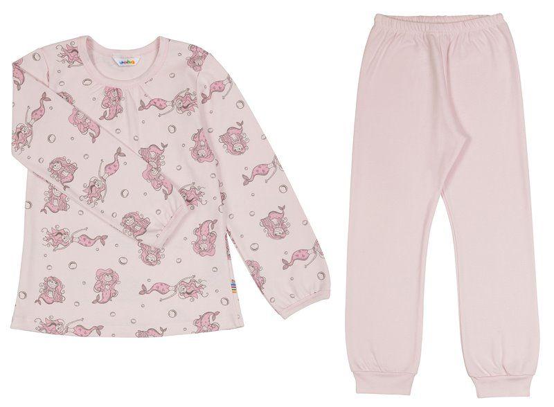 Image of   Pyjamas fra Joha i øko. bomuld i Mermaid