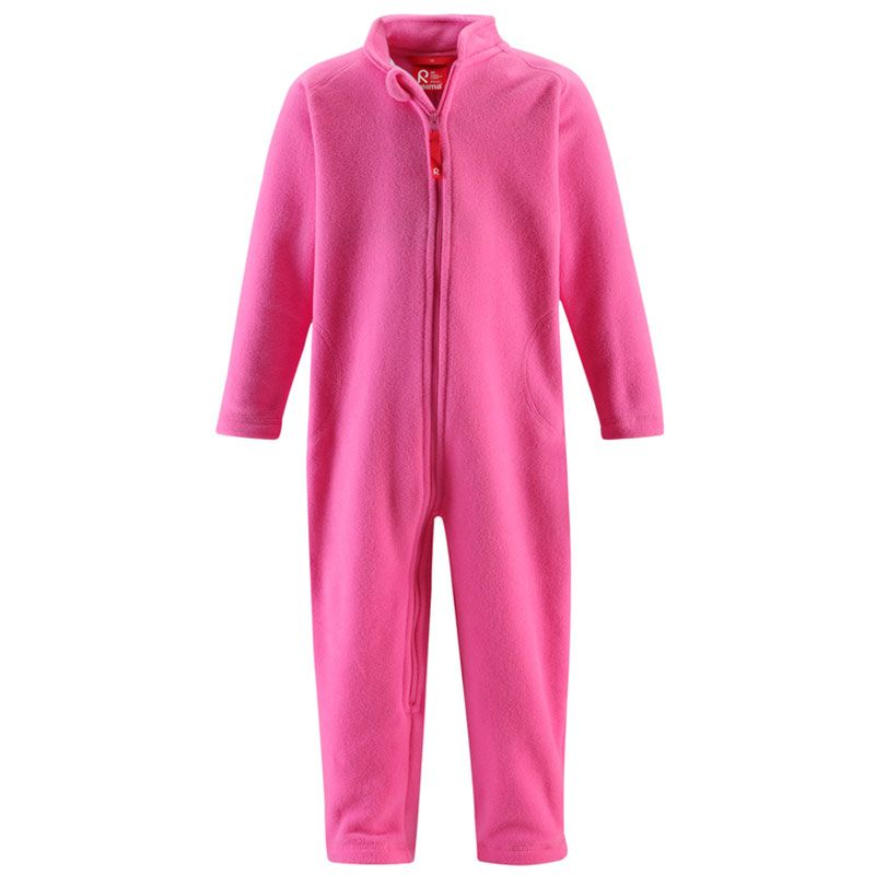 Image of   Fleece dragt fra Reima - Ross - Baby Pink