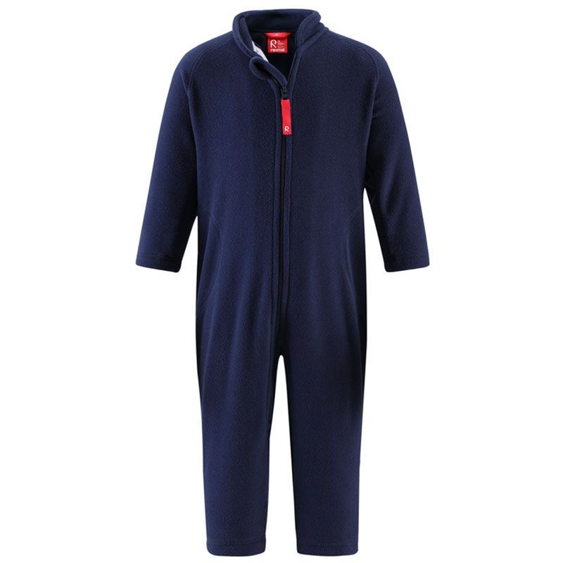 Image of   Fleece dragt fra Reima - Navy