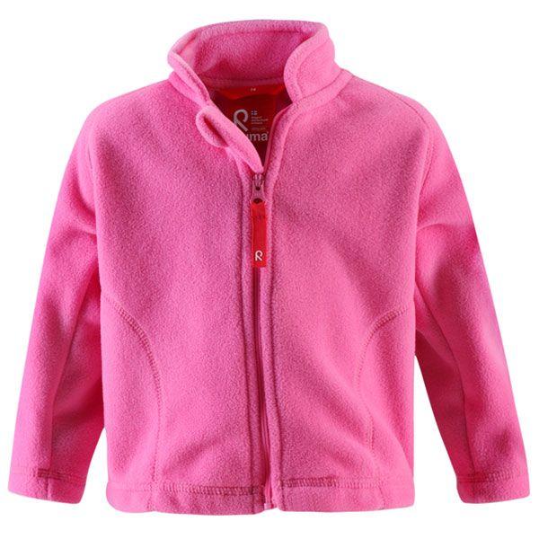 Image of Fleece trøje fra Reima - Cory - Pink (516073-3430)