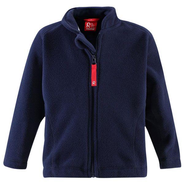 Image of Fleece trøje fra Reima - Cory - Navy (516073-6980-)