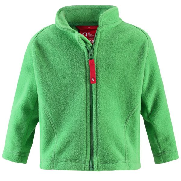 Image of   Fleece trøje fra Reima - Cory - Bright Green