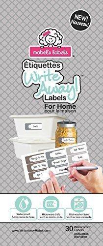 Mabels labels – Etiketter fra mabels labels - vandfaste (18 stk) fra babygear.dk