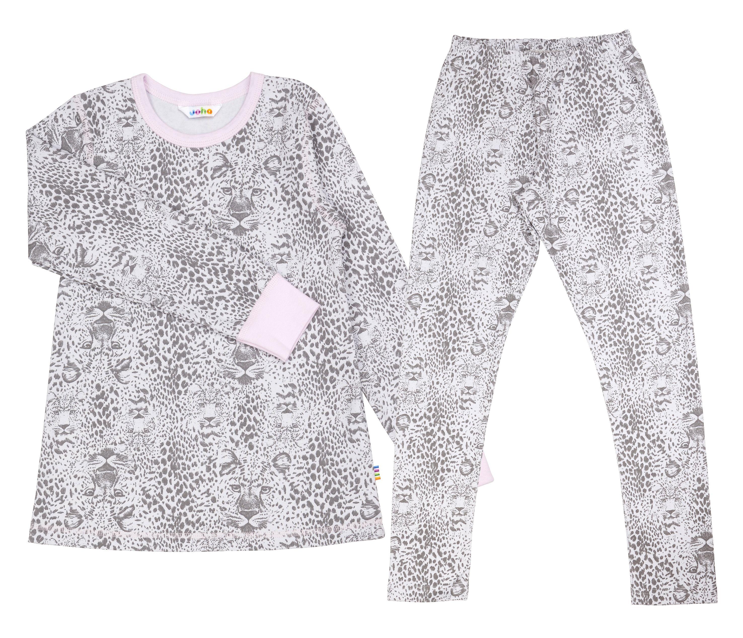 Image of   Pyjamas fra Joha - Leopard print