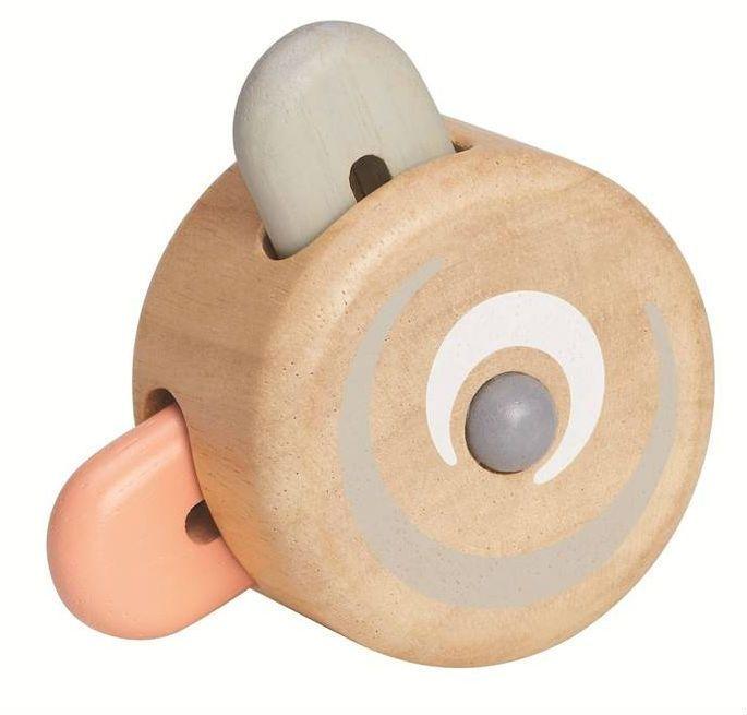 Image of   Titte-Bøh legetøj fra Plantoys - Pastel