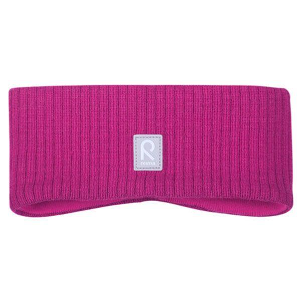 Pandebånd i uld fra Reima - Magni - Pink