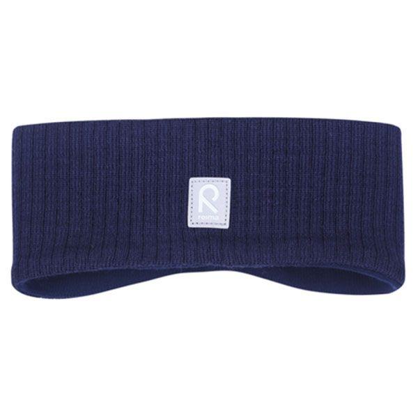 Pandebånd i uld fra Reima - Magni - Navy