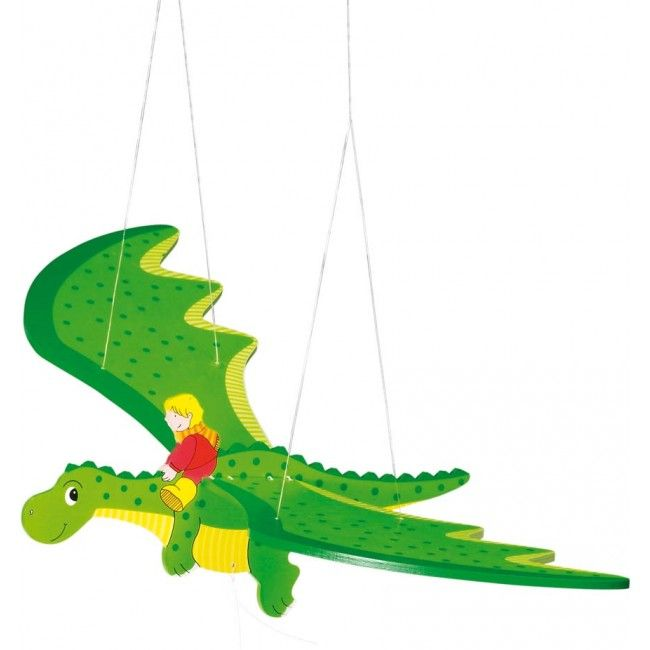 Image of   Uro fra Goki - Flyvende Drage (50 cm)