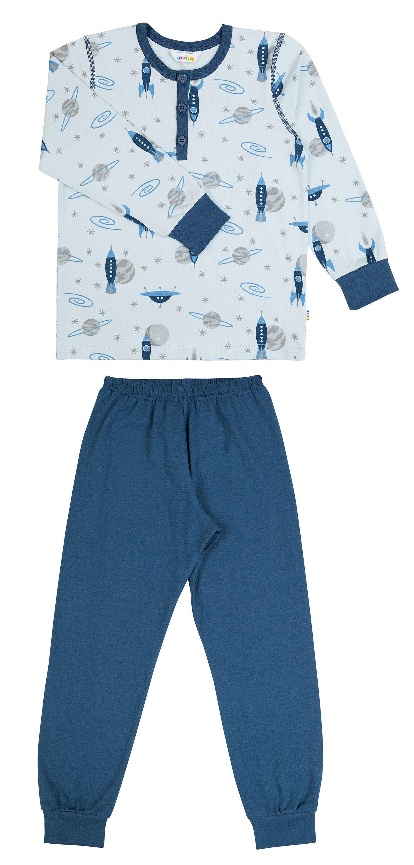 Image of   Pyjamas fra Joha - Økologisk - Spaceride
