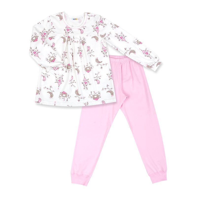 Image of   Pyjamas til pige fra Joha - Little Birdy