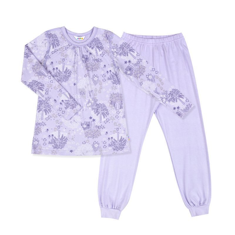 Image of   Pyjamas fra Joha - Ultra-blød bambus - Springtime