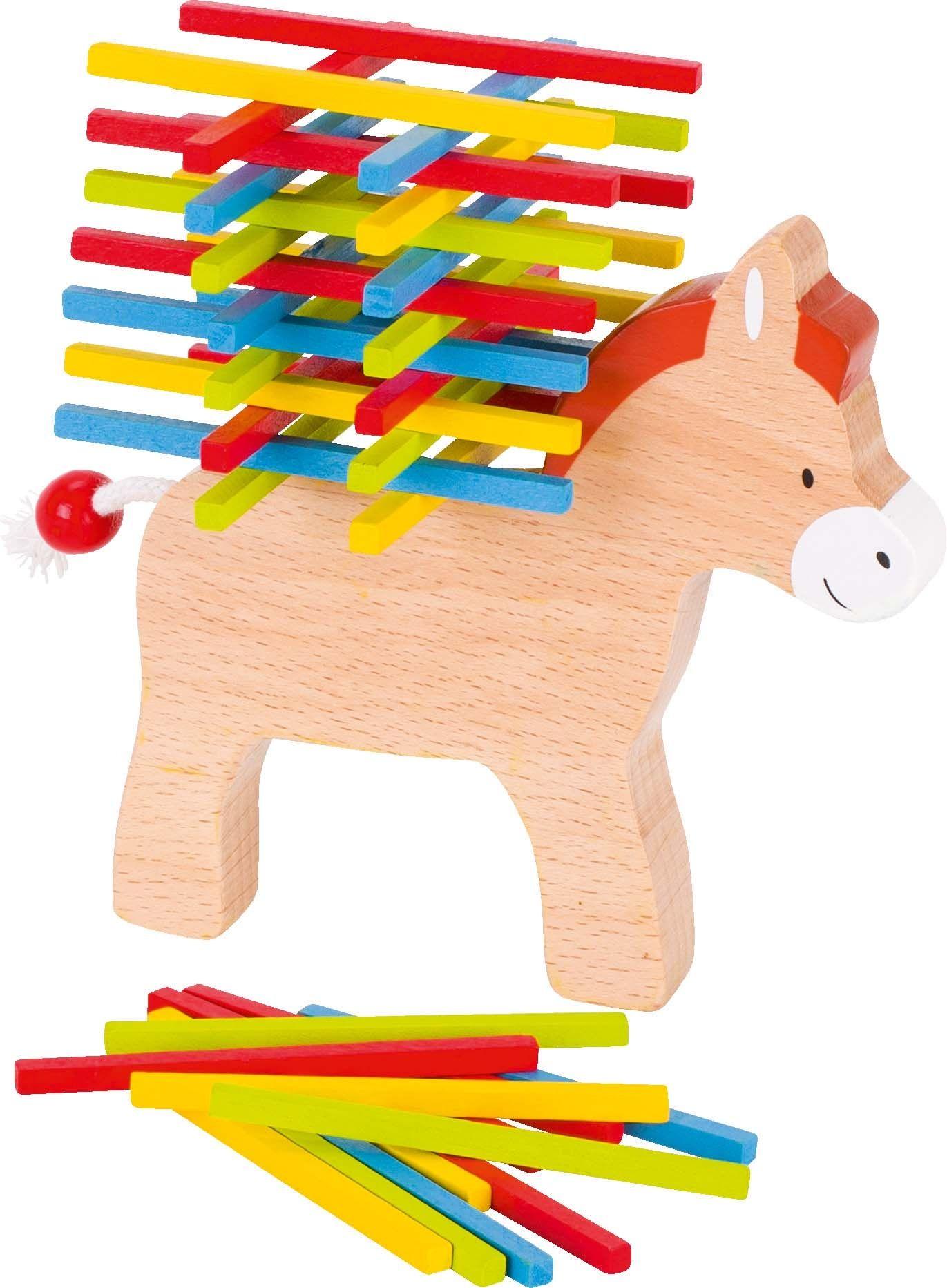 Image of Balancespil fra Goki - Pack donkey (56950)