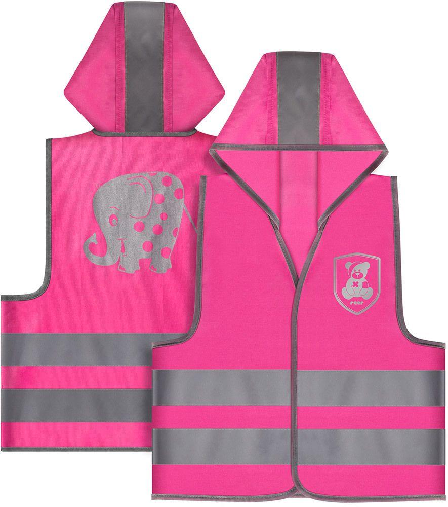 Image of MyBuddyGuard sikkerhedsvest fra Reer - Pink (24m+) (53022)