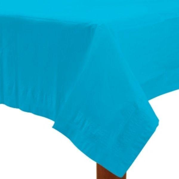Papir dug - Engangsdug - Caribbean Blue