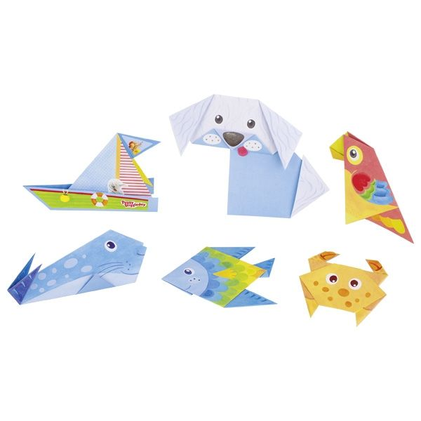 Image of Origami sæt Goki (20 ark) (58777)
