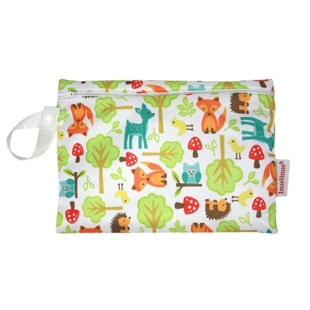 Image of Snack bag fra ImseVimse - Woodland - Lille (601111)