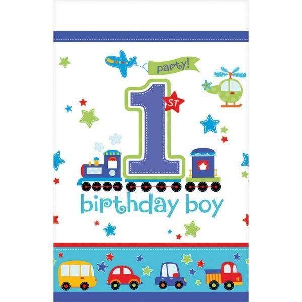 Engangsdug - 1 års fødselsdag - Birthday Boy