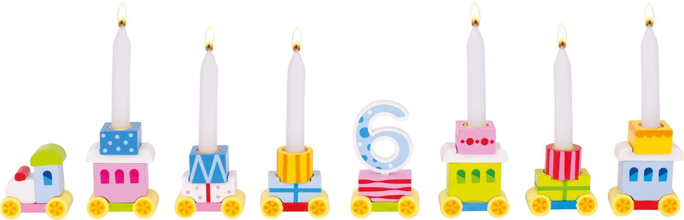 Image of Fødselsdagstog fra Goki (1-10 år) - Birthday Boy (60774)