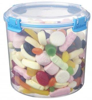 Image of   Candy box fra Sistema til sukker m.m. (2,2 liter) - Aqua Accents