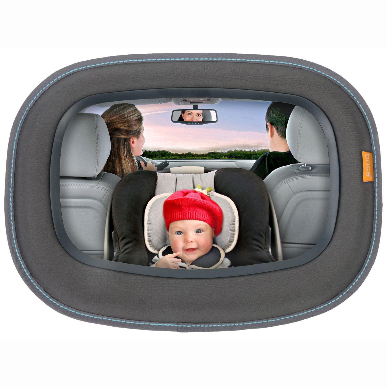 Image of Bagsædespejl fra Munchkin - Standard - Baby In-Sight Mirror (MKN-SAF12)