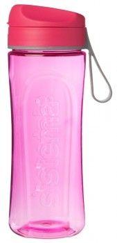 Image of   Drikkeflaske fra Sistema - Tritan Swift - Pink (600ml)