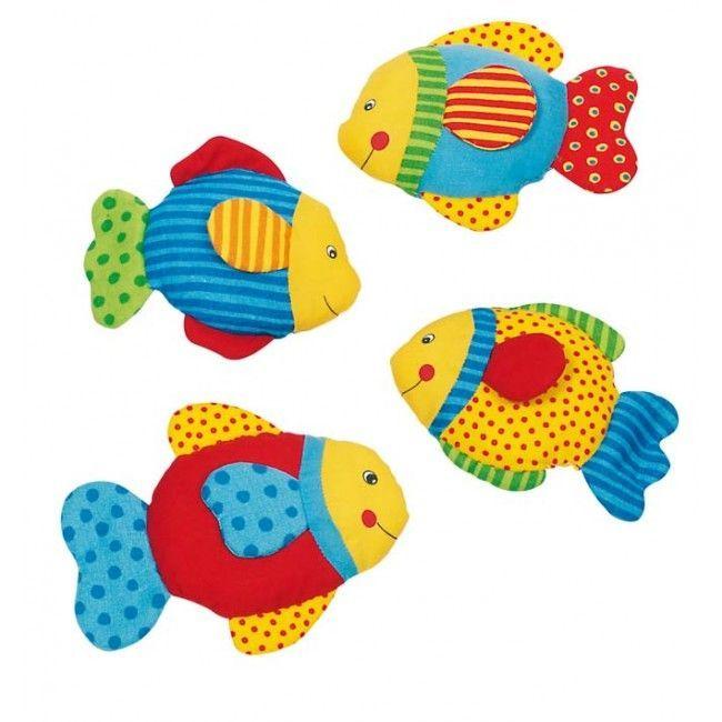 Image of   Good Mood Fish fra Goki - Fisk der knitrer (1 stk)