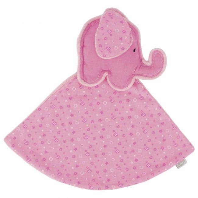 Nusseklud fra Goki Le Petit - Pink Elefant