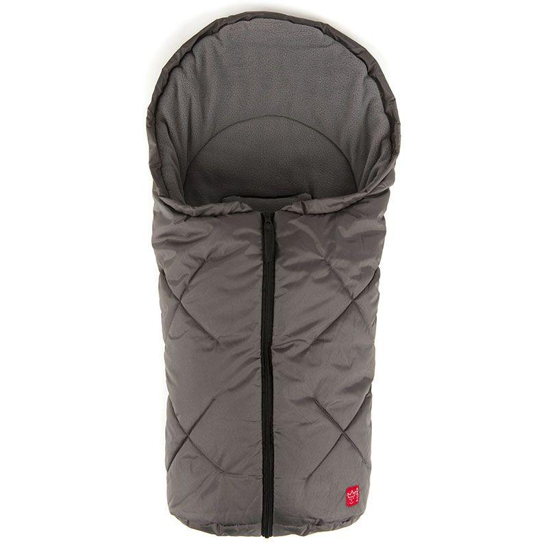 Kaiser Baby kørepose fra kaiser - antracit (ã–ko-tex 00 standard) på babygear.dk