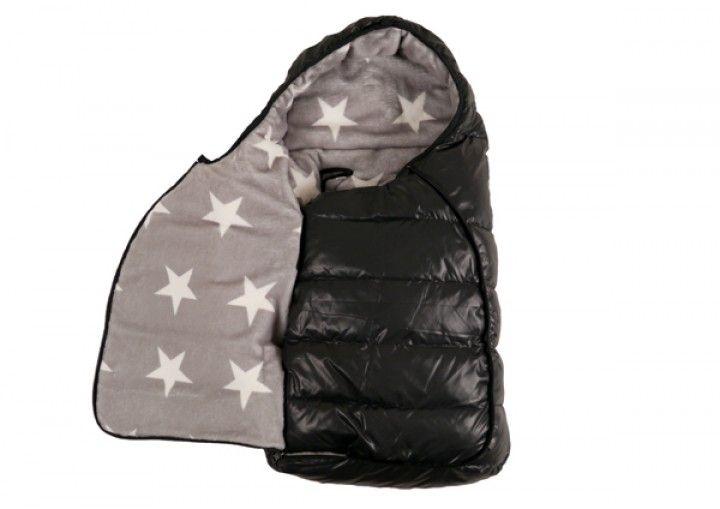 Baby kørepose fra Kaiser (Öko-Tex) - ESKIMO - Star