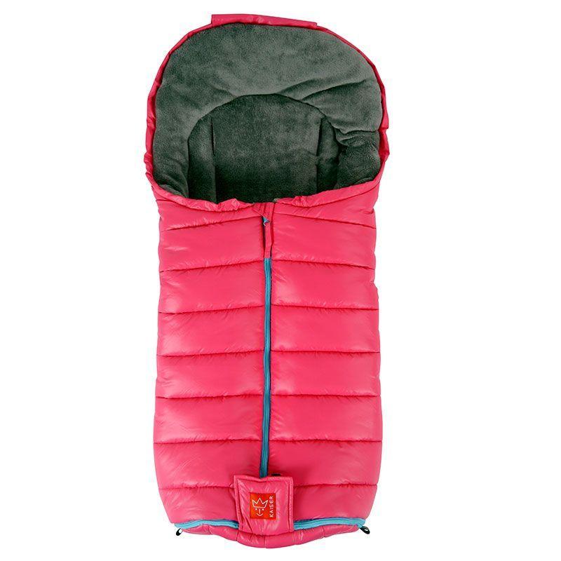 Kørepose fra Kaiser - FINN - Pink m. turkis