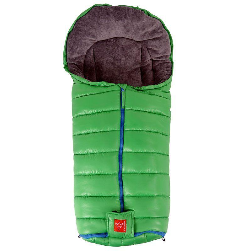 Kørepose fra Kaiser - FINN - Grøn m. turkis