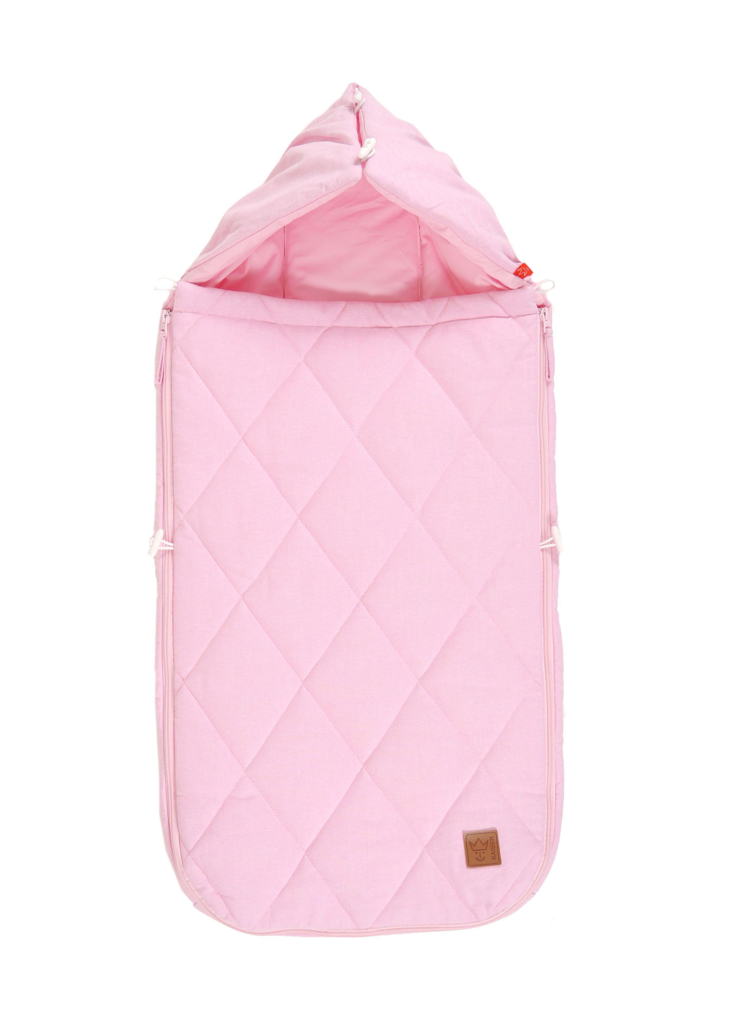 Sommer kørepose fra Kaiser - Nikko - Rose melange