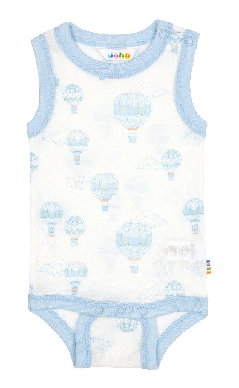 Image of Body uden ærmer fra Joha i sommeruld - Airballoon Boy (66742-255-3041)