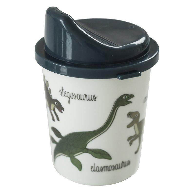 Image of   Tudkop fra Sebra - Melamin Dino
