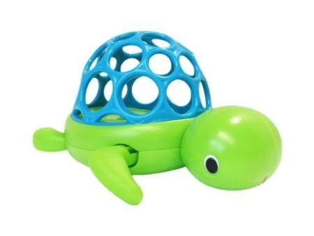 Image of Badelegetøj fra Oball - Grab n Splash Turtle (OB-10065)