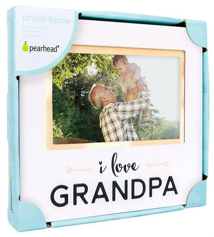 Image of Billedramme fra Pearhead - I Love Grandpa (72047)