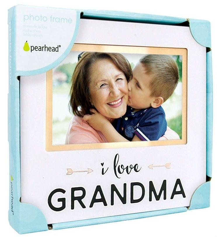 Image of Billedramme fra Pearhead - I Love Grandma (72048)