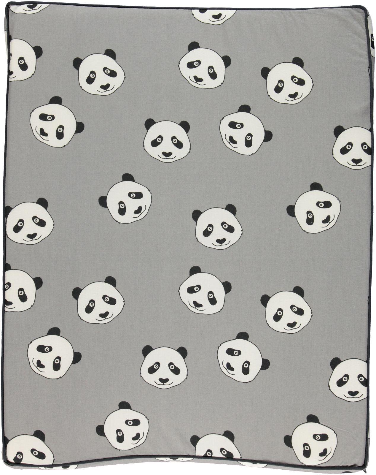 Puslepude fra Småfolk - Økologisk - Panda