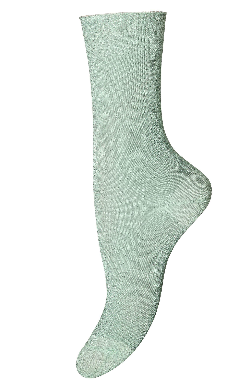 Image of Glimmer strømpe fra MP - Mint (77583-738)