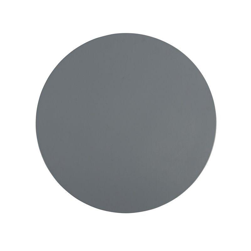 Image of   Tavle fra Sebra -magnetiske grå (S)