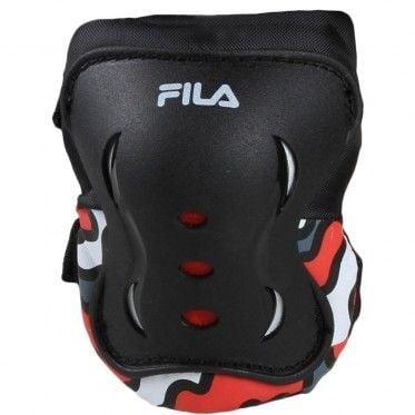 Image of   Beskyttelsesudstyr til rulleskøjter/løbehjul - Fila Junior FP Gears - Dreng