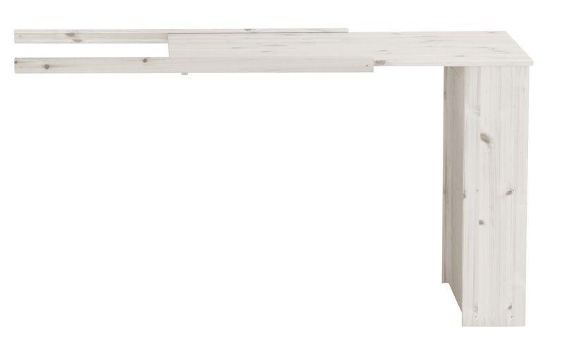 Image of   Skrivebord til Flexa halvhøjseng - whitewash