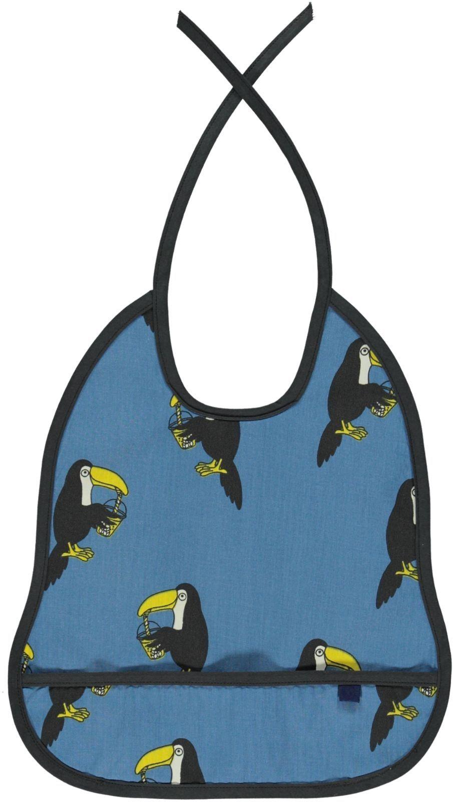 Billede af Coated hagesmæk fra Småfolk - Økologisk - Tukan - Blue