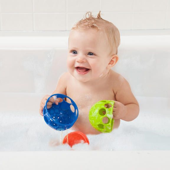 Image of   Oball Bath - Scoopn Spill