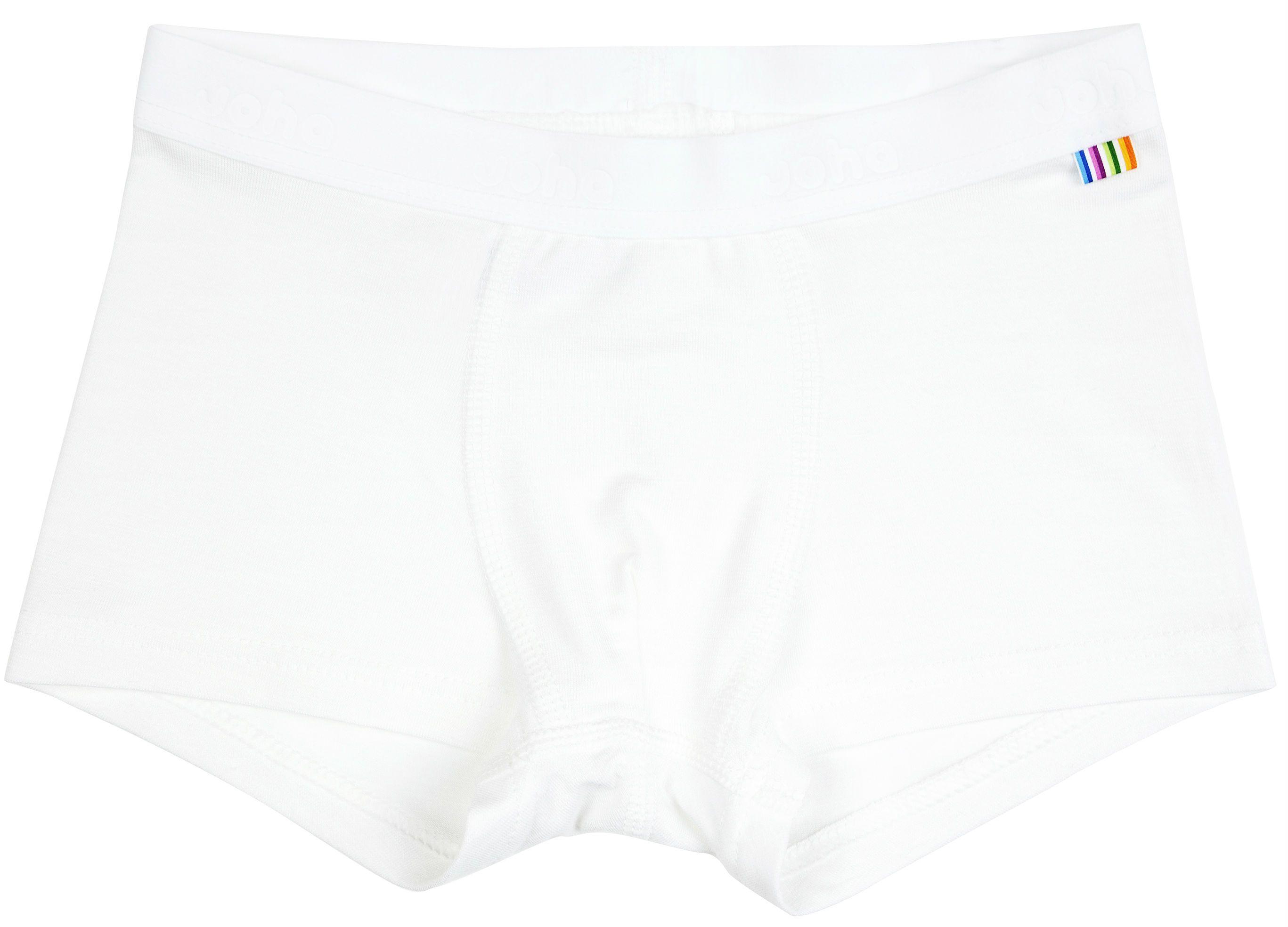 Image of   Boxershorts fra Joha - Bambus - Hvid