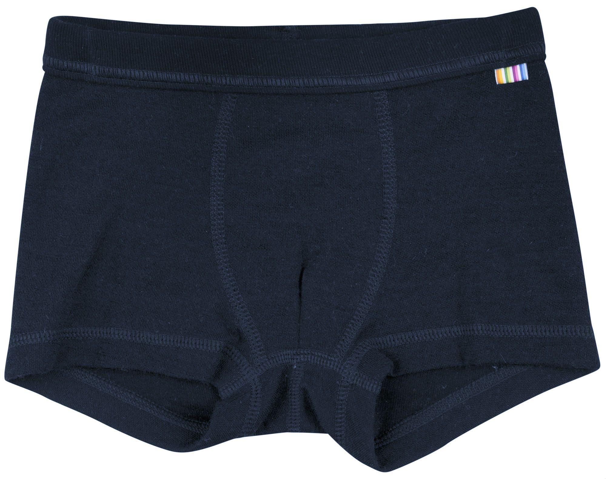 Boxershorts fra Joha - Bambus - Mørkeblå