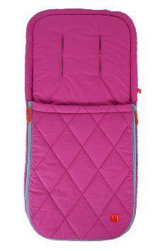 Sommer kørepose fra Kaiser - Nikky - Fuchsia